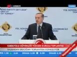 Başbakan Erdoğan: Eli Silahlı Canavar Gibiler