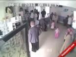 Doktora Saldırı Kamerada