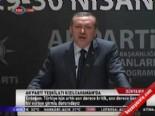 AK Parti teşkilatı Kızılcahamam'da  online video izle