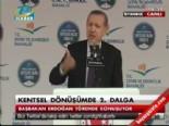 Erdoğan: Kıskançlıktan çatlıyorlar