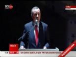 Başbakan Erdoğan'dan TÜMSİAD Genel Kurulu'nda sert çıkışlar