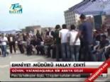 recep guven - Güven vatandaşlarla halay çekti