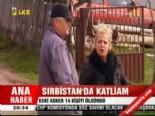 sirbistan - Sırbistan'da katliam