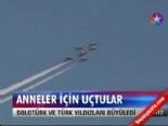 turk hava yollari - Anneler için uçtular