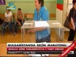 bulgaristan - Bulgaristan'da seçim maratonu