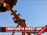 ozbekistan - Lunaparkta dehşet anı