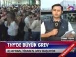 turk hava yollari - THY'de büyük grev