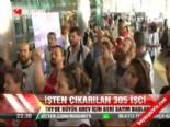 turk hava yollari - İşte çıkarılan 305 THY işçisi