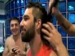 Arda Turan'ın Saçları İşte Böyle Kesildi!