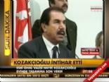 Eski OHAL Valisi Hayri Kozakçıoğlu İntihar Etti