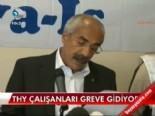 turk hava yollari - THY çalışanları greve gidiyor