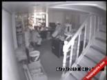 Jartiyerli Hırsız Kamerada