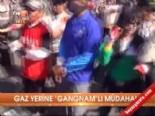 endonezya - Gaz yerine 'Gangnam'lı müdahale