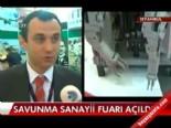 Savunma Sanayii Fuarı açıldı  online video izle