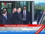 Türkiye-İsrail görüşmeleri