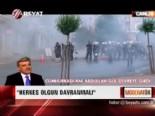 Cumhurbaşkanı Gül'den Başbakan Erdoğan'a 'Gezi Parkı' telefonu