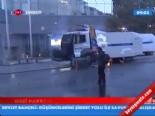 Taksim Gezi Parkı'ndaki Olaylar Dinmek Bilmiyor