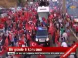 Başbakan Erdoğan Ankara'da Çoşkuyla Karşılandı 10 Haziran 2013