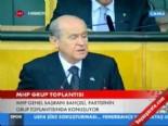 Devlet Bahçeli: 'Demokrasiyle gelen demokrasiyle gitmeli'