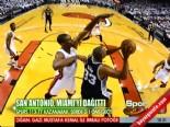 San Antonio, Miami Heat Karşısında Farklı Kazandı