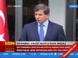 Davutoğlu: 'Türkiye hiç bir ülkeden ders almaz'