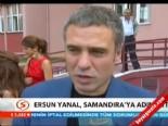 aykut kocaman - Ersun Yanal Fenerbahçe Tesislerini Gezdi