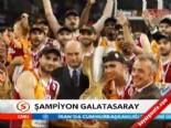 Galatasaray Medical Park Banvit'i 70-58 Yenerek Şampiyon Oldu