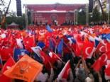 Ak Parti İstanbul Kazlıçeşme Miting Hazırlıkları Tamamlandı