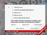 2013 LYS Biyoloji Soruları ve Cevapları (LYS Soruları 2013)