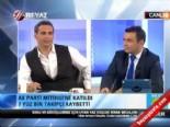 Doğuş canlı yayında AK Partili olduğunu itiraf etti