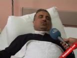 AK Partili Eski Başkan Göstericiler Tarafından Bıçaklandı