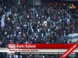 Taksim Gezi Parkı Olaylarında 8.Gündeki Son Durum