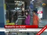 Taksim Gezi Parkı Protestosunun 8.Gününde Ankara'daki Olaylar