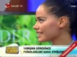 Survivor Duygu Çetinkaya'dan sonra Fatmagül Fakı da Mahrem Sırlarını Açıkladı..