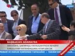 Başbakan Erdoğan Adana'da Halkla Buluştu