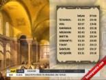 İftar Vakitleri ve İftar Saatleri İstanbul - Ankara (Ramazan İmsakiyesi) 12.07.2013