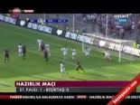 Beşiktaş - FC St. Pauli: 0-1 Maç Özeti (Hazırlık Maçı)