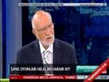 Süleyman Ateş: Milli Piyango Haram Değildir