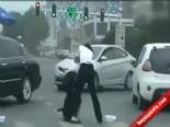 2 Kadın Polis Birbirine Girdi