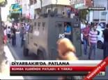 Diyarbakır'da El Yapımı Bomba Patladı