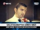 Galatasaray'da Görev Krizi