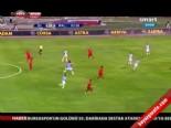Galatasaray - Malaga: 3-3 Maç Özeti