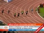 Göçük Altında Kalan Milli Atlet Murat Karabaş Hayatını Kaybetti