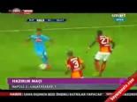 Galatasaray Napoli:1-3 Maçı Özeti ve Golleri (Hazırlık Maçı)