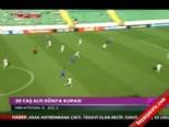 Şili - Hırvatistan:2-0 Maç Özeti