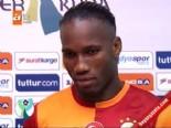 Galatasaraylı Didier Drogba'nın Süper Kupa Yorumu