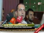 Sedat Doğan:Kupa Törenine Çıkmayacaktık