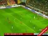 Galatasaray-Fenerbahçe:1-0 Süper Kupa Maç Özet (13.08.2013)