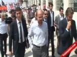 Bilal Erdoğan, Mısır'da Hayatını Kaybedenler İçin Saf Tuttu