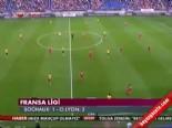 Sochaux Lyon: 1-3 Maç Özeti